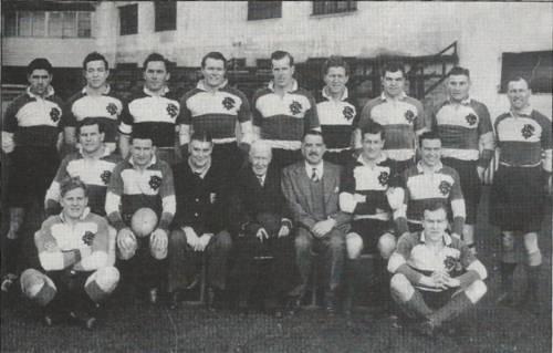 A new tradition: Barbarians v Australia, 1948